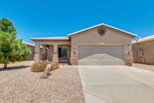 286 E Shawnee Road, San Tan Valley, AZ 85143 (MLS #5947995) :: Revelation Real Estate