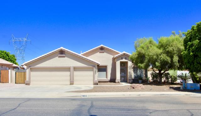 455 N Greenwood, Mesa, AZ 85207 (MLS #5948069) :: Team Wilson Real Estate