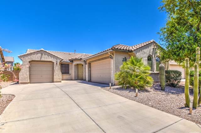 6036 W Yorktown Way, Florence, AZ 85132 (MLS #5948185) :: Openshaw Real Estate Group in partnership with The Jesse Herfel Real Estate Group