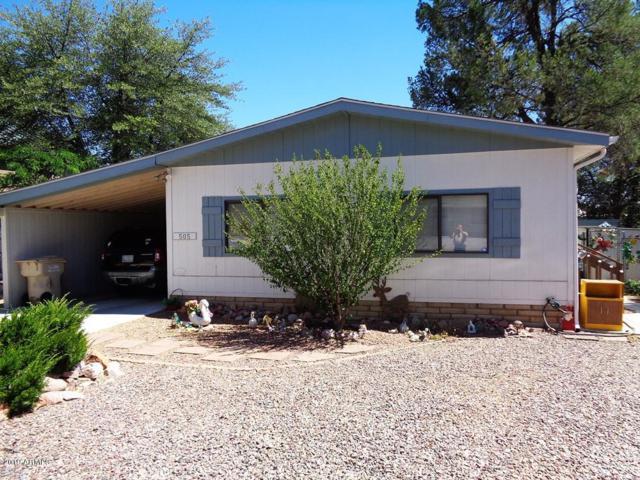 505 E Eckles Street, Payson, AZ 85541 (MLS #5948230) :: The Kenny Klaus Team