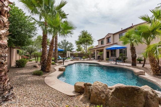 7061 S Legend Drive, Gilbert, AZ 85298 (MLS #5948265) :: CC & Co. Real Estate Team