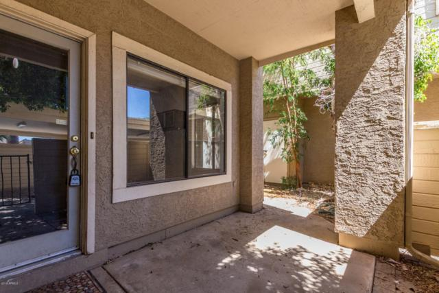 2035 S Elm Street #105, Tempe, AZ 85282 (MLS #5948328) :: The AZ Performance Realty Team
