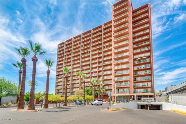 4750 N Central Avenue 6A, Phoenix, AZ 85012 (MLS #5948425) :: Keller Williams Realty Phoenix