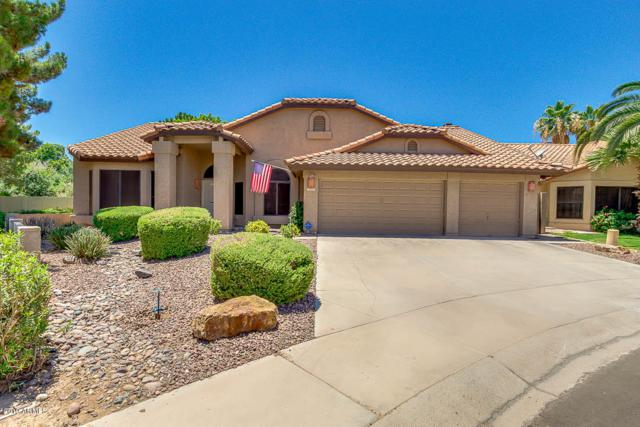 256 N Cottonwood Drive, Gilbert, AZ 85234 (MLS #5948446) :: Openshaw Real Estate Group in partnership with The Jesse Herfel Real Estate Group