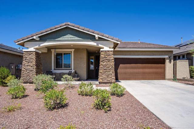 2688 N Springfield Street, Buckeye, AZ 85396 (MLS #5948461) :: Yost Realty Group at RE/MAX Casa Grande