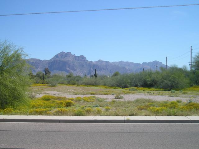 750 W Superstition Boulevard, Apache Junction, AZ 85120 (MLS #5948497) :: The Kenny Klaus Team