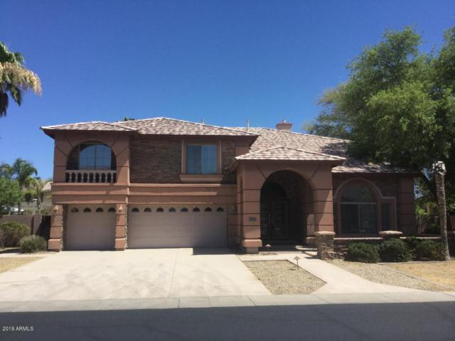 1678 E Prescott Drive, Chandler, AZ 85249 (MLS #5948661) :: The Daniel Montez Real Estate Group