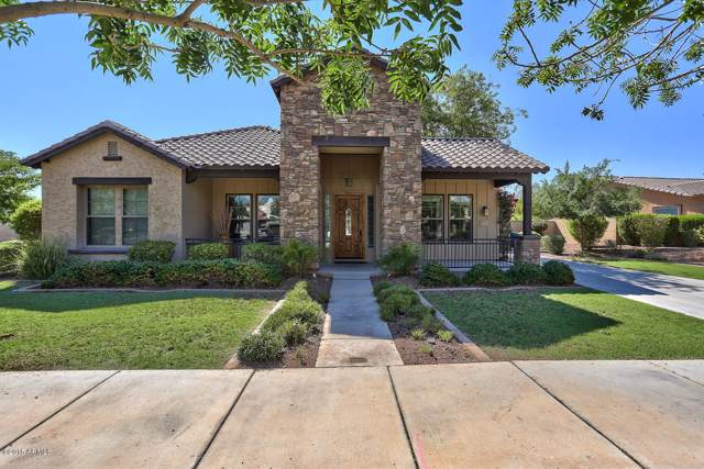 3885 N Park Street, Buckeye, AZ 85396 (MLS #5948675) :: Riddle Realty Group - Keller Williams Arizona Realty