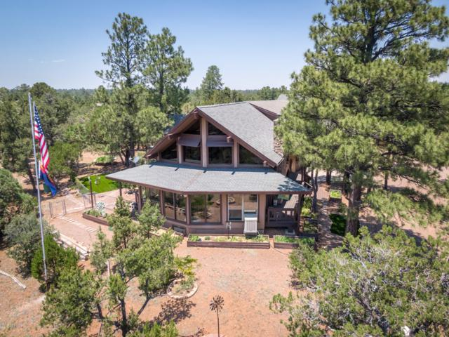 2250 Fools Circle, Overgaard, AZ 85933 (MLS #5948692) :: The W Group