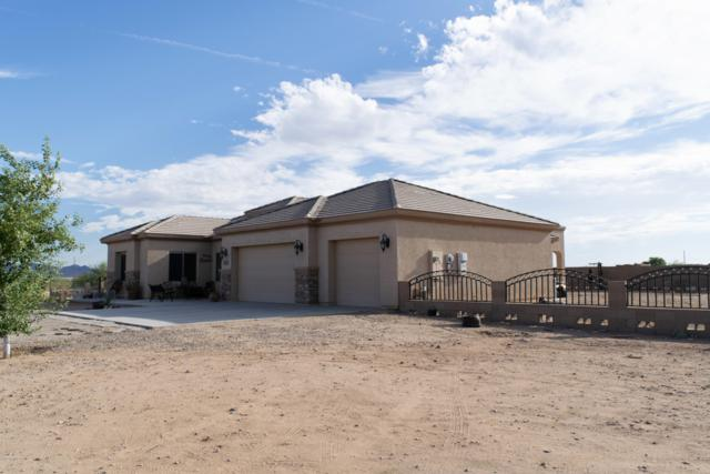27608 N 237TH Lane, Wittmann, AZ 85361 (MLS #5948747) :: The Daniel Montez Real Estate Group