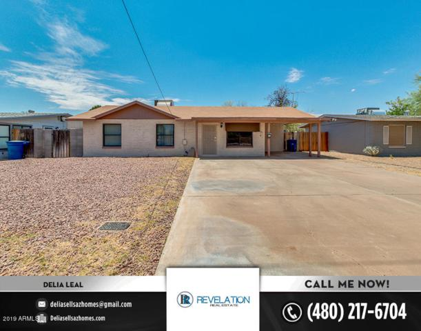 1418 N Miller Road, Tempe, AZ 85281 (MLS #5948792) :: CC & Co. Real Estate Team