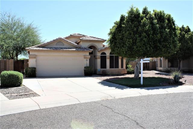 13467 N 84TH Drive, Peoria, AZ 85381 (MLS #5948929) :: Santizo Realty Group