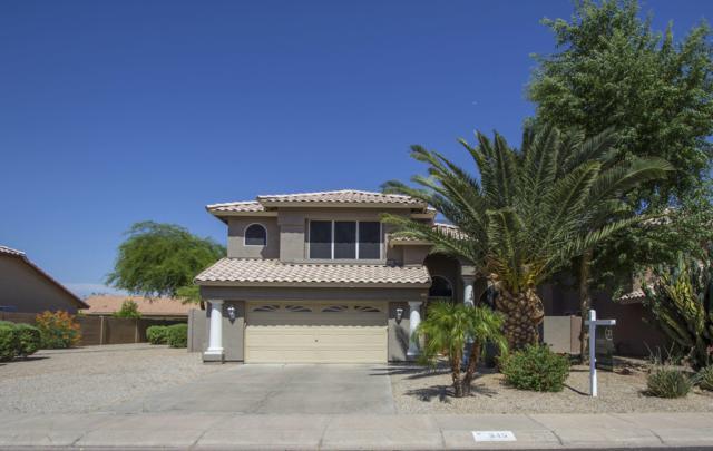 545 S Burk Street, Gilbert, AZ 85296 (MLS #5949014) :: CC & Co. Real Estate Team
