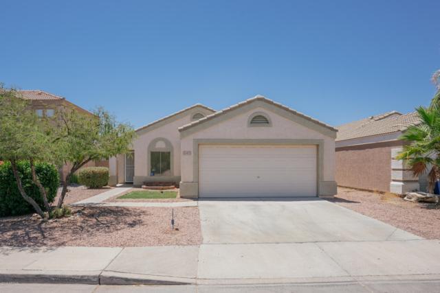 12405 W Rosewood Drive, El Mirage, AZ 85335 (MLS #5949113) :: CC & Co. Real Estate Team