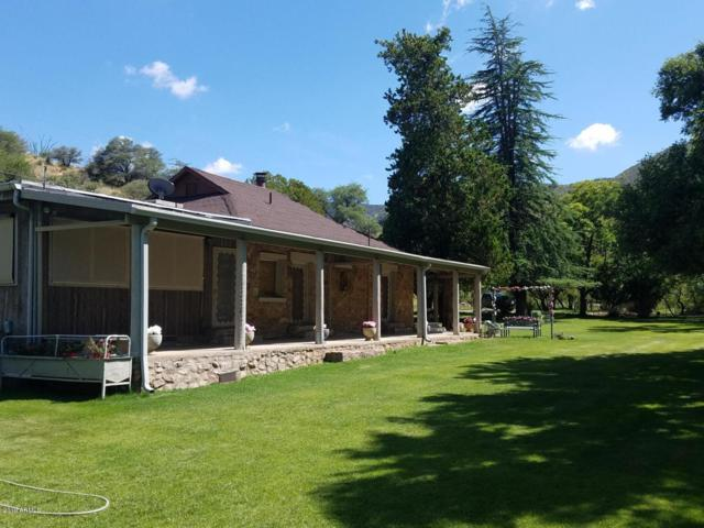4034 W Highway 80, Bisbee, AZ 85603 (MLS #5949164) :: Brett Tanner Home Selling Team
