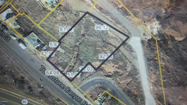 TBD Naco Rd, Bisbee, AZ 85603 (MLS #5949168) :: Brett Tanner Home Selling Team