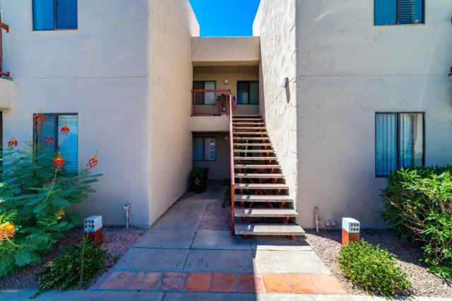 9275 E Mission Lane #109, Scottsdale, AZ 85258 (MLS #5949291) :: The W Group