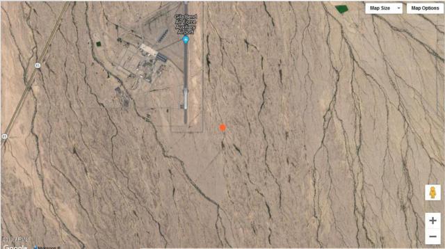 0 S 307th Avenue, Gila Bend, AZ 85337 (MLS #5949325) :: Devor Real Estate Associates