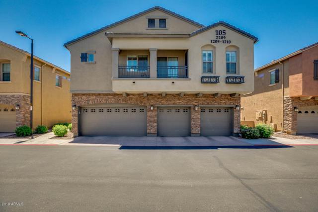1350 S Greenfield Road #2209, Mesa, AZ 85206 (MLS #5949522) :: Revelation Real Estate