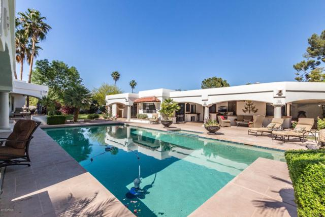 5716 N Monte Vista Drive, Paradise Valley, AZ 85253 (MLS #5949623) :: Kepple Real Estate Group