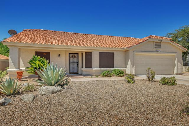 14410 N Ibsen Drive, Fountain Hills, AZ 85268 (MLS #5949682) :: The Kenny Klaus Team