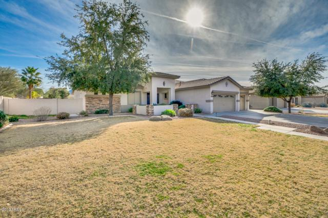 4085 E Lafayette Avenue, Gilbert, AZ 85298 (MLS #5949690) :: Openshaw Real Estate Group in partnership with The Jesse Herfel Real Estate Group