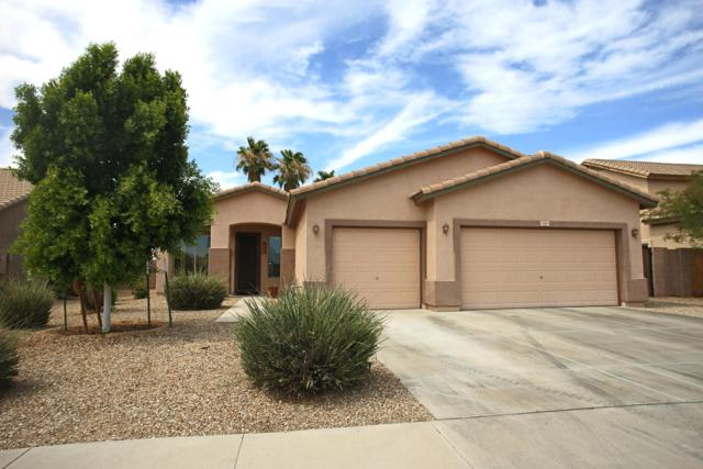 15660 W Mohave Street, Goodyear, AZ 85338 (MLS #5949729) :: CC & Co. Real Estate Team