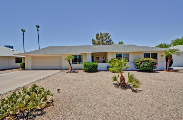 17622 N Whispering Oaks Drive, Sun City West, AZ 85375 (MLS #5949793) :: The AZ Performance Realty Team