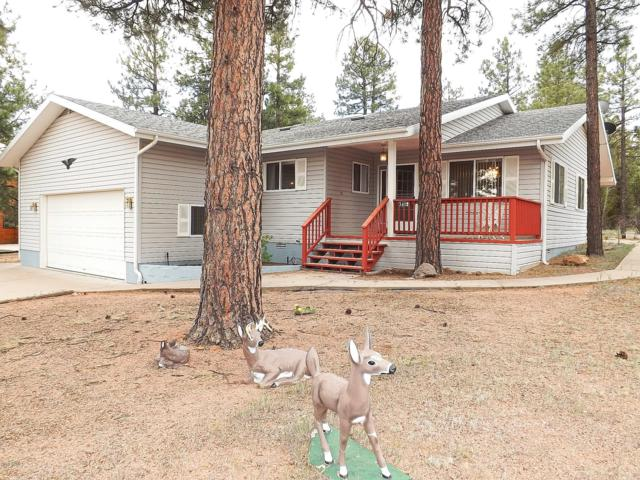 3402 Pine Cone Drive, Overgaard, AZ 85933 (MLS #5949837) :: The Bill and Cindy Flowers Team