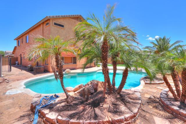 1489 N Frederick Lane, Casa Grande, AZ 85122 (MLS #5949846) :: CC & Co. Real Estate Team