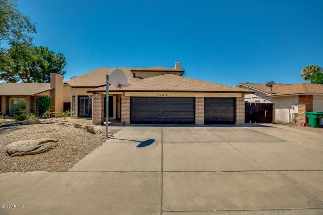 843 W Plata Avenue, Mesa, AZ 85210 (MLS #5949950) :: Revelation Real Estate