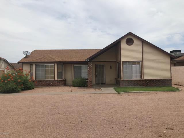 1055 N Recker Road #1042, Mesa, AZ 85205 (MLS #5950029) :: Team Wilson Real Estate