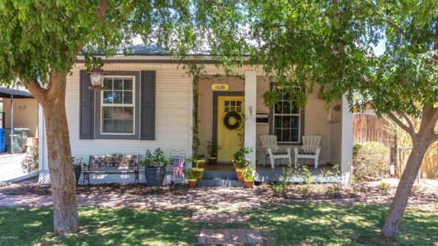 1630 W Willetta Street, Phoenix, AZ 85007 (MLS #5950071) :: Keller Williams Realty Phoenix