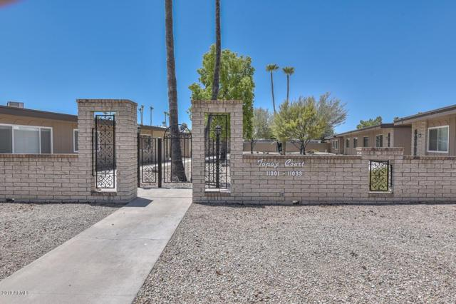 11025 W Topaz Drive, Sun City, AZ 85351 (MLS #5950102) :: Devor Real Estate Associates