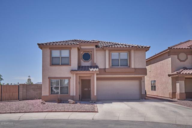 543 W Racine Loop, Casa Grande, AZ 85122 (MLS #5950229) :: CC & Co. Real Estate Team