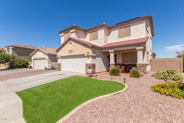 2860 N Taylor Lane, Casa Grande, AZ 85122 (MLS #5950268) :: The Daniel Montez Real Estate Group