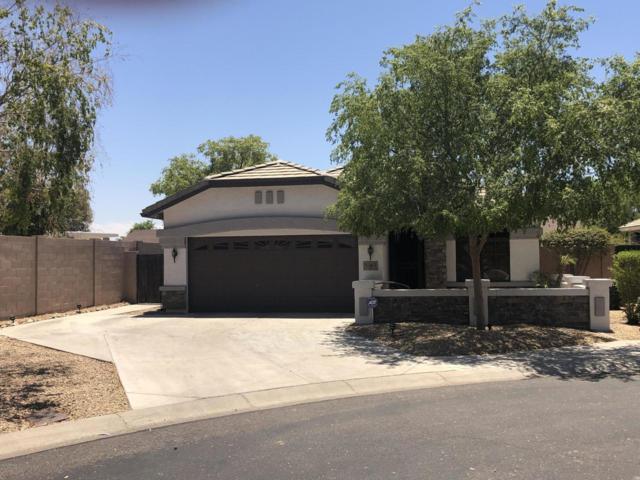 5363 E Carmel Avenue, Mesa, AZ 85206 (MLS #5950279) :: Keller Williams Realty Phoenix