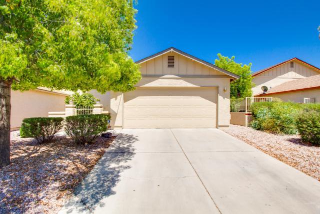 921 S Val Vista Drive #38, Mesa, AZ 85204 (MLS #5950318) :: CC & Co. Real Estate Team