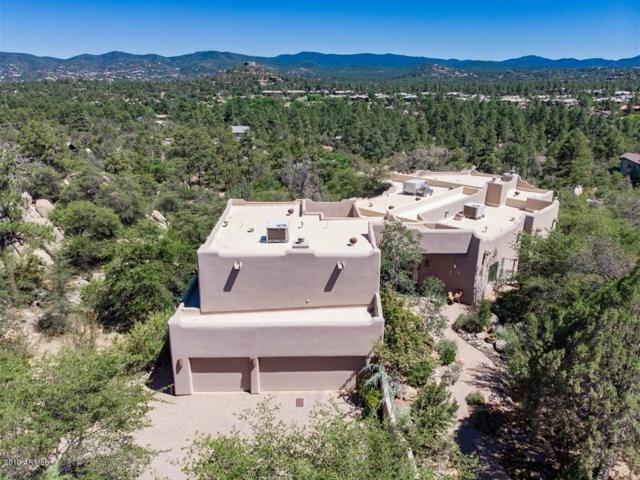 121 Apollo Heights Drive, Prescott, AZ 86305 (MLS #5950345) :: Lucido Agency