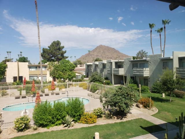4610 N 68TH Street #443, Scottsdale, AZ 85251 (MLS #5950494) :: CC & Co. Real Estate Team