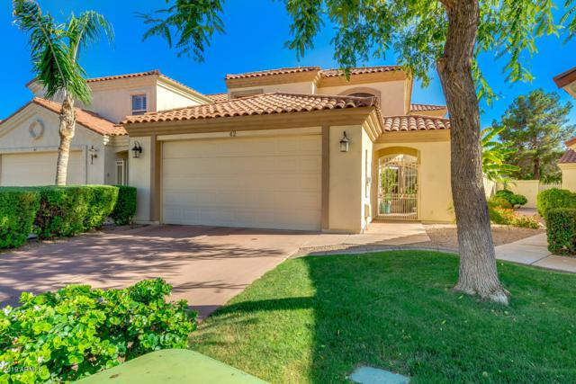 1700 E Lakeside Drive #42, Gilbert, AZ 85234 (MLS #5950578) :: Openshaw Real Estate Group in partnership with The Jesse Herfel Real Estate Group