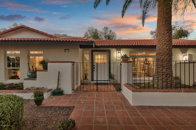 8512 E Via De Sereno, Scottsdale, AZ 85258 (MLS #5950590) :: Keller Williams Realty Phoenix