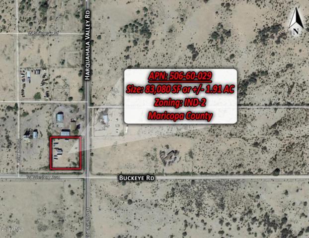 1106 S 515TH Avenue, Tonopah, AZ 85354 (MLS #5950610) :: Riddle Realty Group - Keller Williams Arizona Realty