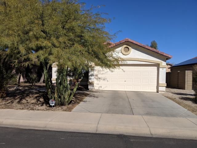 1448 E 11TH Street, Casa Grande, AZ 85122 (MLS #5950611) :: CC & Co. Real Estate Team