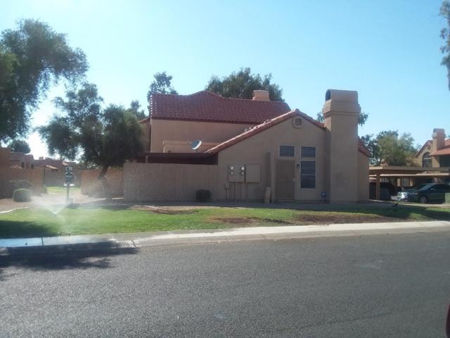 4601 N 102ND Avenue #1049, Phoenix, AZ 85037 (MLS #5950736) :: Occasio Realty