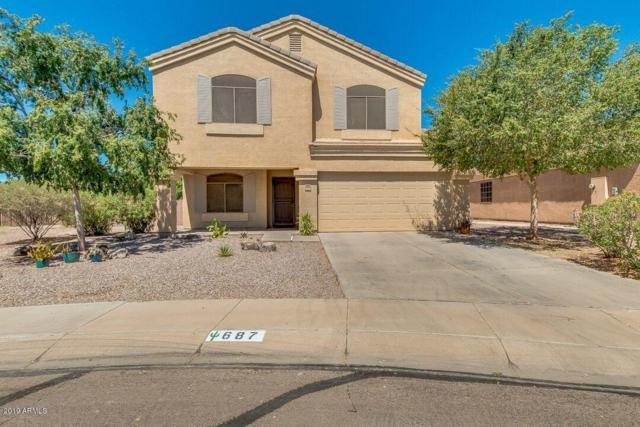 687 W Enchanted Desert Drive, Casa Grande, AZ 85122 (MLS #5950780) :: The Daniel Montez Real Estate Group