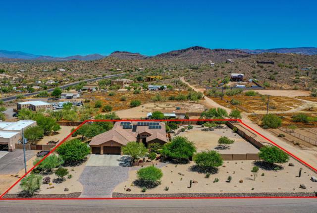 922 E Saddle Mountain Road, Phoenix, AZ 85086 (MLS #5950888) :: The Kenny Klaus Team