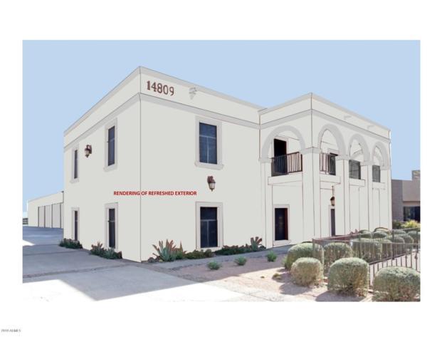 14809 N 73RD Street #102, Scottsdale, AZ 85260 (MLS #5950926) :: The W Group