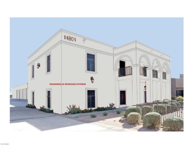 14809 N 73RD ST HNGR Street #1, Scottsdale, AZ 85260 (MLS #5950928) :: The W Group