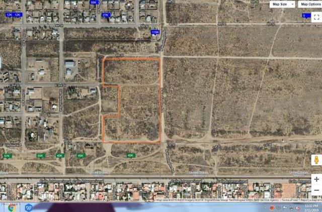 2104 E 7th Street, Douglas, AZ 85607 (MLS #5950955) :: Brett Tanner Home Selling Team